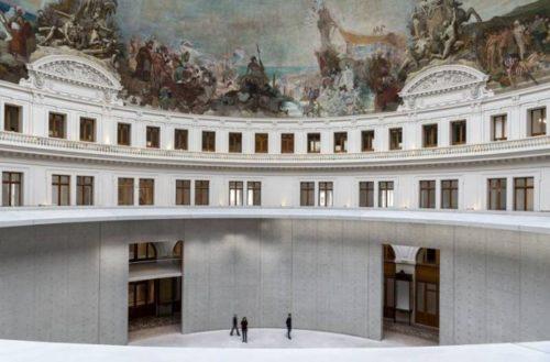 Le musée en majesté de François Pinault à la Bourse de commerce