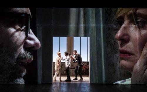La Mouette d'après Anton Tchekhov sous le regard percutant de Cyril Teste
