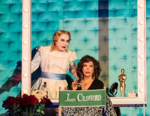 Amanda Lear et Michel Fau : un face à face haut en couleurs !