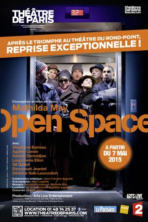 affiche open space