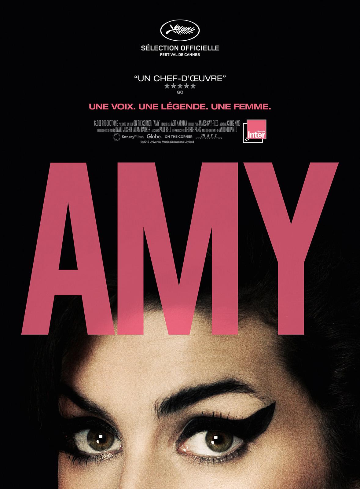 Amy, un film d'Asif Kapadia
