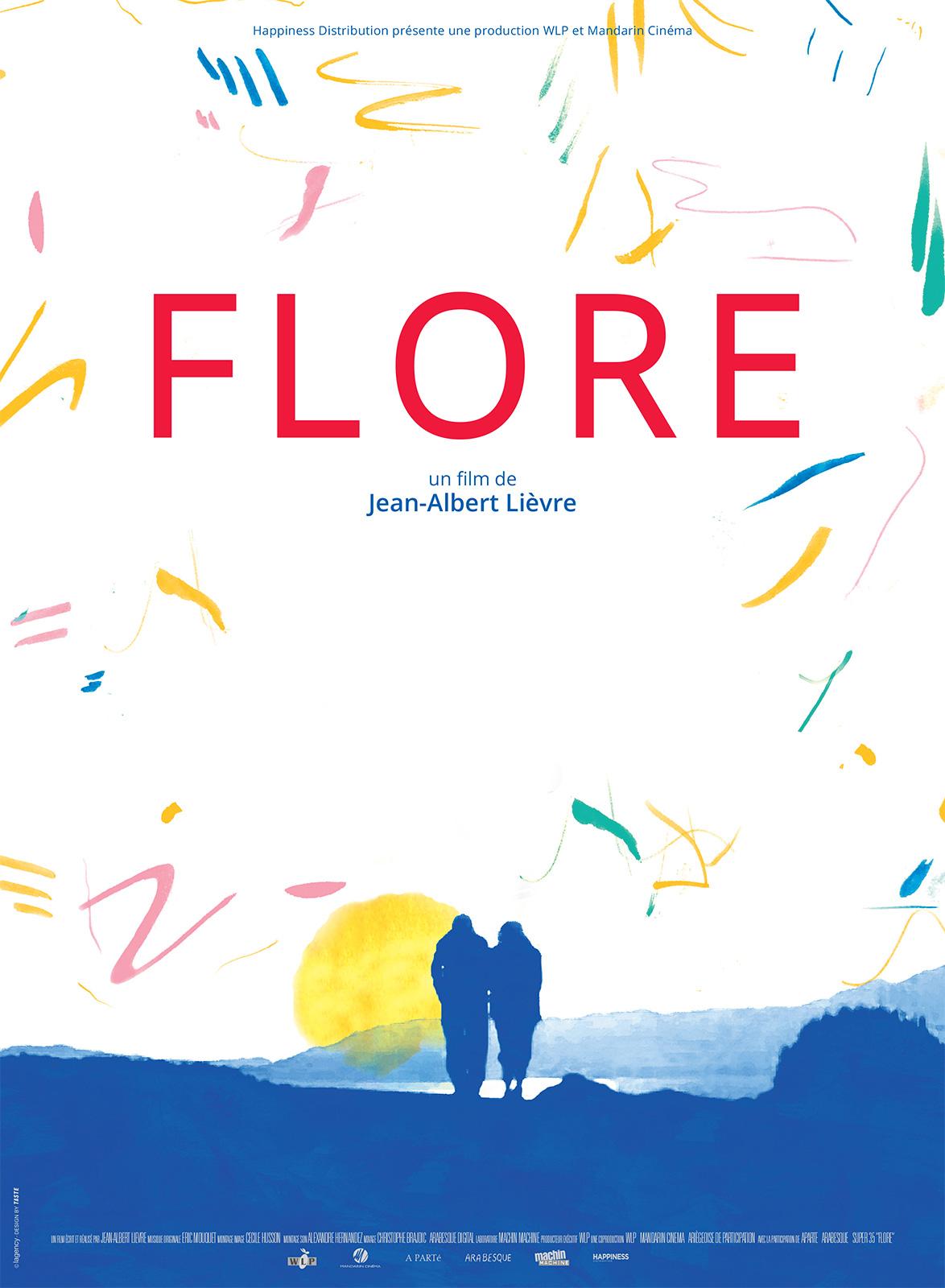 Flore, un film de Jean-Albert Lièvre
