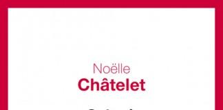 Suite à la dernière leçon, un livre de Noëlle Châtelet