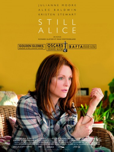Still Alice, un film de Richard Glatzer et Wash Westmoreland