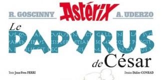 Astérix le Papyrus de César