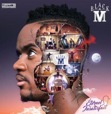 Black M - Eternel Insatisfait (Cover Album BD)