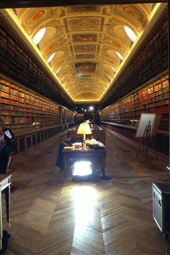 Bibliothèque Médicis 2016