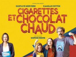 Cigarettes et chocolat chaud de Sophie Reine