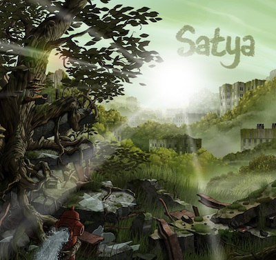 Front Cover Satya