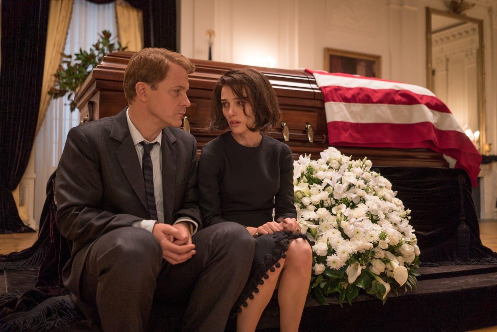 Natalie Portman dans le film Jackie de Pablo Larrain