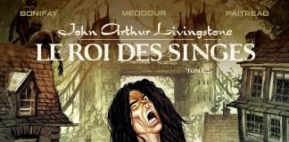 John Arthur Linvingston Le roi des singes