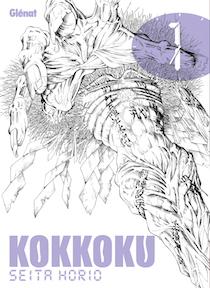 Kokkoku manga tome 1