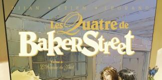 Les Quatre de Baker Street, tome 6