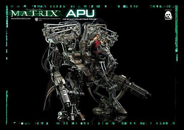 Matrix-APU