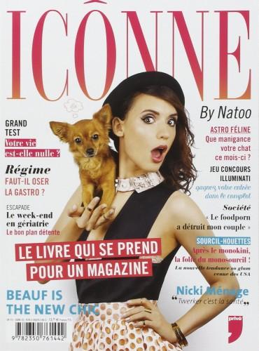Icônne by Natoo