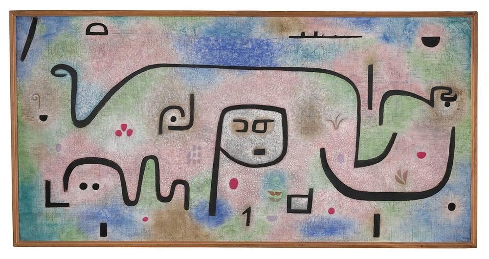 Paul Klee, L'ironie à l'oeuvre, Centre Pompidou
