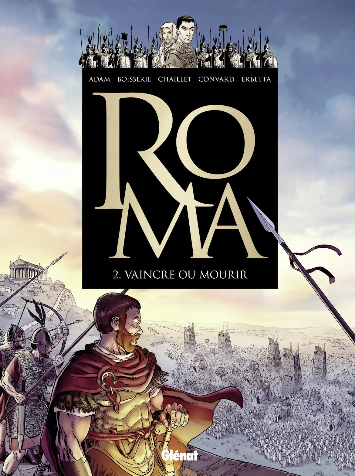 Roma Tome 1 ? 3