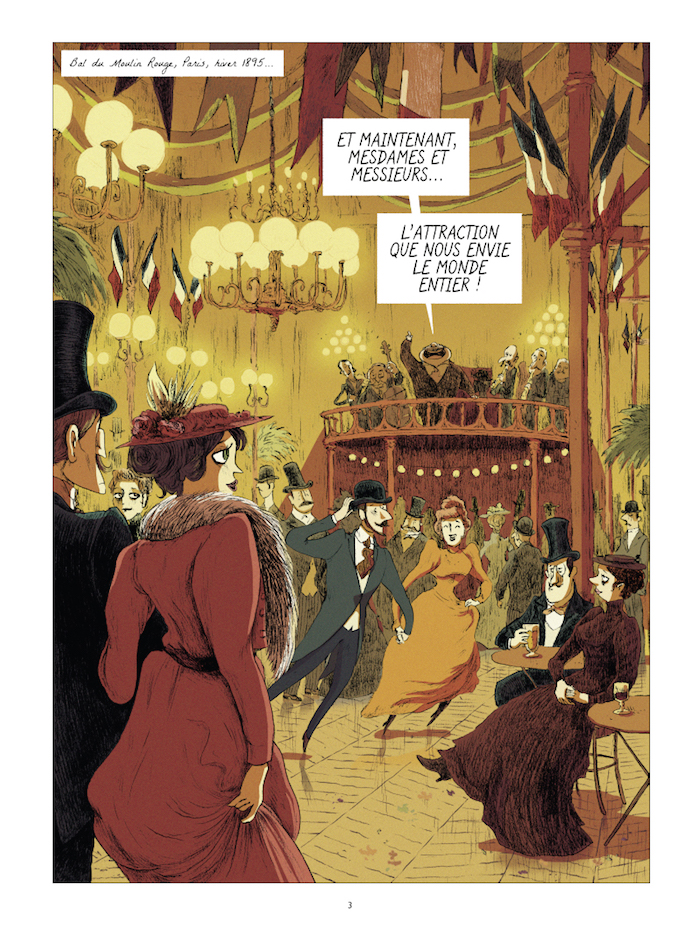 Toulouse-Lautrec planche