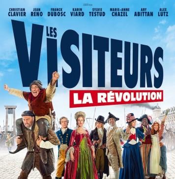 Les visiteurs : la révolution
