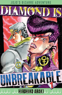 Diamond is unbreakable, tome 1 : un manga de Hirohiko Araki
