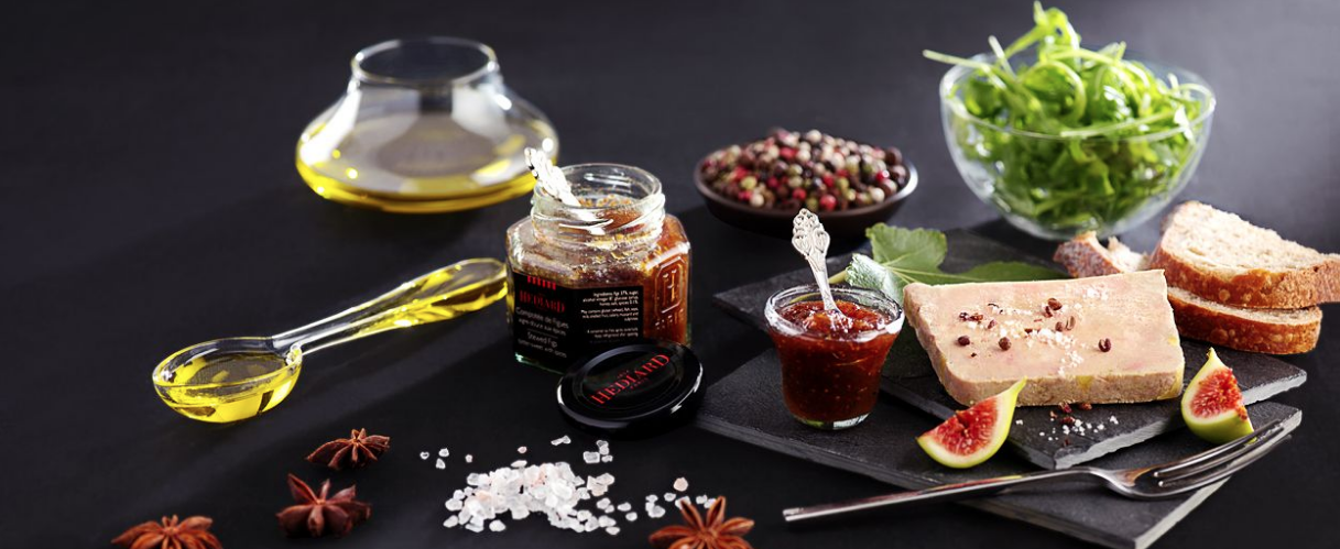 hediard foie gras publikart webzine culturel. Black Bedroom Furniture Sets. Home Design Ideas