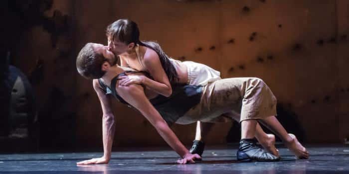 L'amour à mort sous le regard enlevé d'Angelin Preljocaj