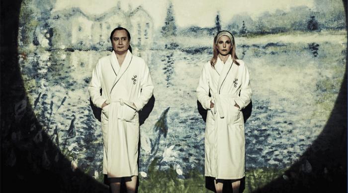 Michel Fau et Léa Drucker : un couple presque parfait !