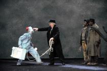 En attendant Godot : le texte fondateur de Samuel Beckett