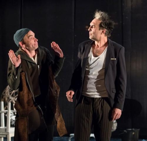 Nicolas Bouchaud & Vincent Guédon, le duo gagnant dans Dom Juan