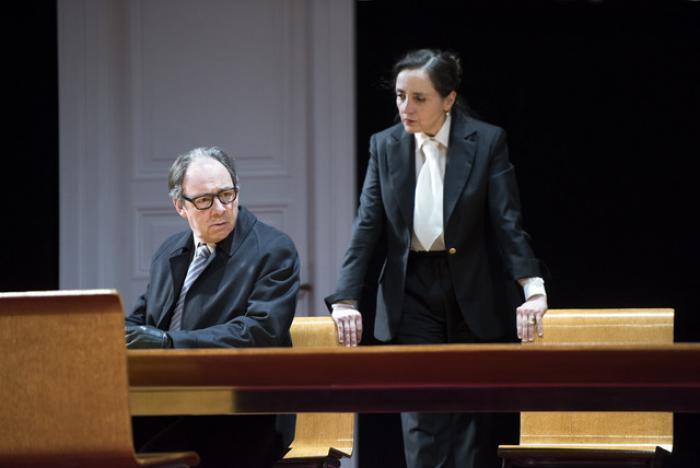 Dominique Blanc, l'atout gagnant de la Comédie-Française