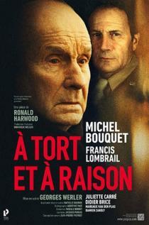 A tort et à raison : les gammes de Michel Bouquet