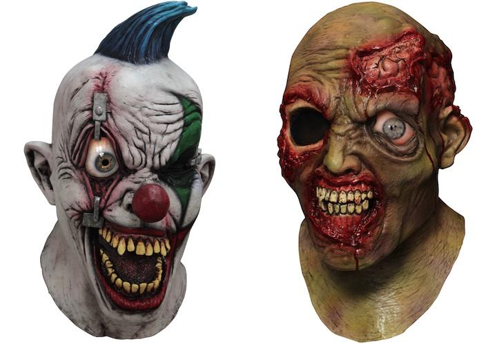 Masques publikart webzine culturel - Masque de halloween a imprimer ...
