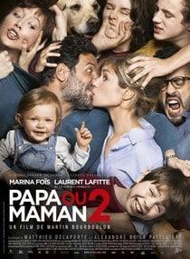 Papa ou maman 2 affiche