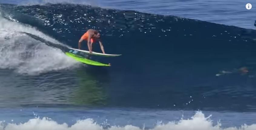 Surf canapé