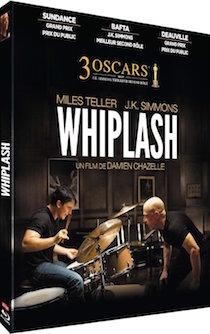Whiplash Blu-ray